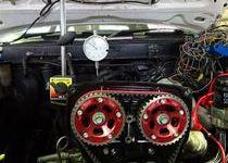 AE86 バルタイ測定