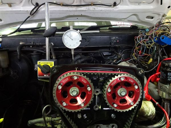 AE86 バルタイ測定のサムネイル