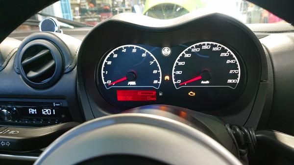 ロータス エキシージ V6 350SPORT ECU修理