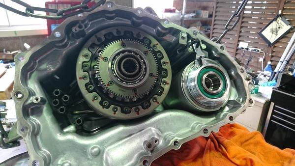 R35 GT-R MY13モデル HKSクラッチにて修理完了