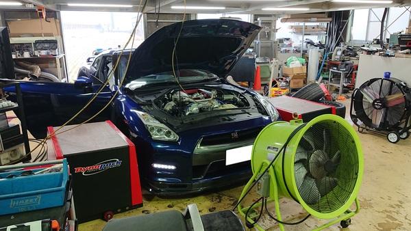 R35 GT-R AFセンサー キャリブレーションセッティング!