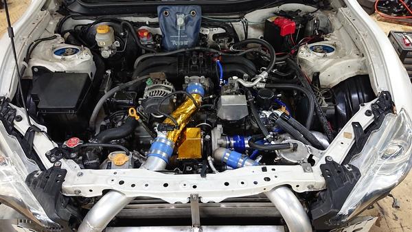 ZN6 86用FA20エンジン 新たにもう一基チューンドリビルトへ!