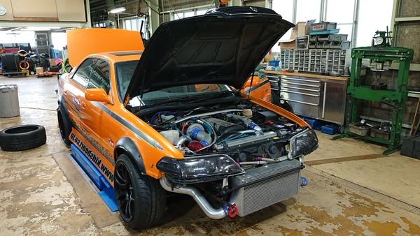 燃料系にフィルターは必須です。JZX100燃料ポンプ交換!