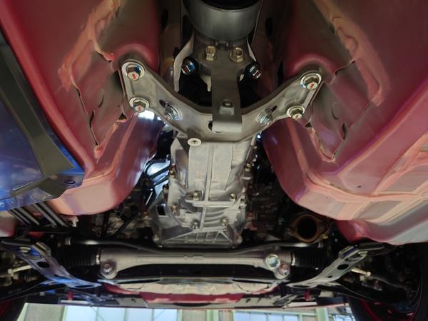 ZN6 86 後期 6速マニュアルミッション換装 エンジン始動!